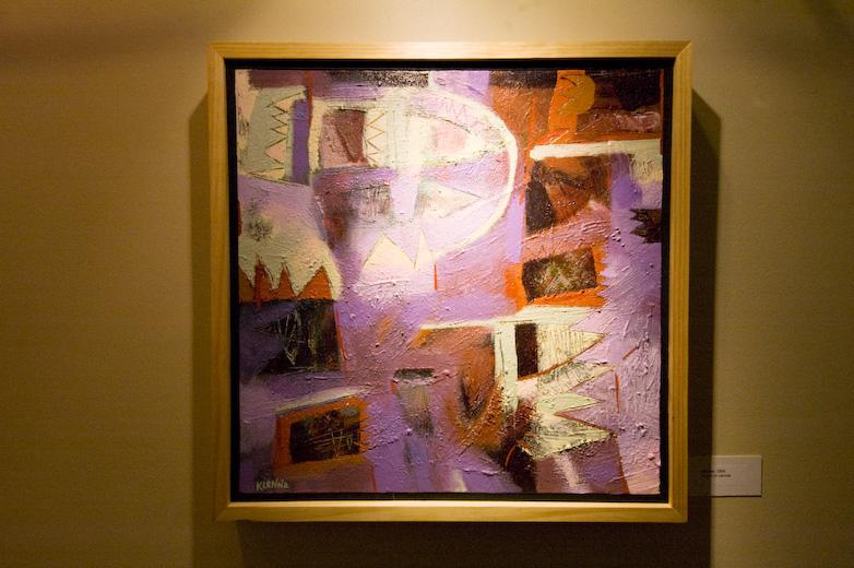 Kari Lennartson Painting