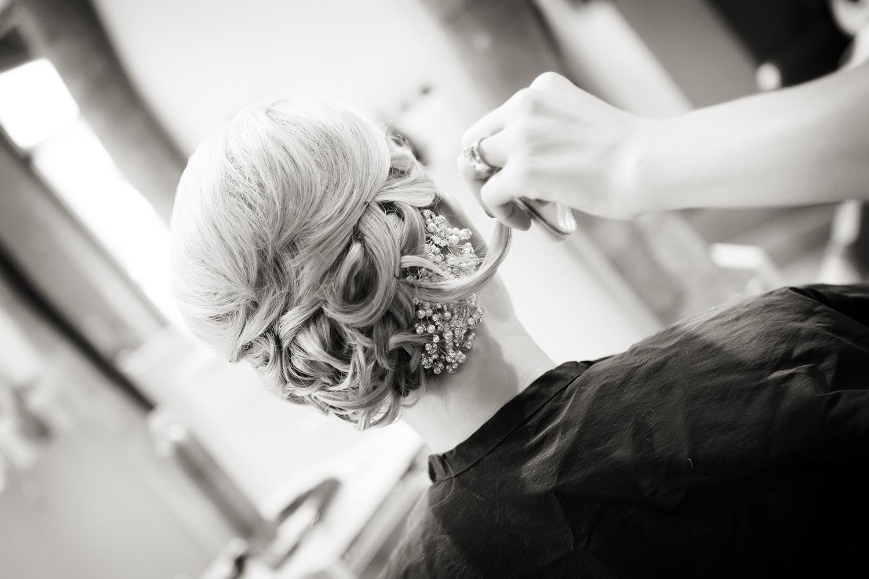 Raydiance Salon Mankato Bride