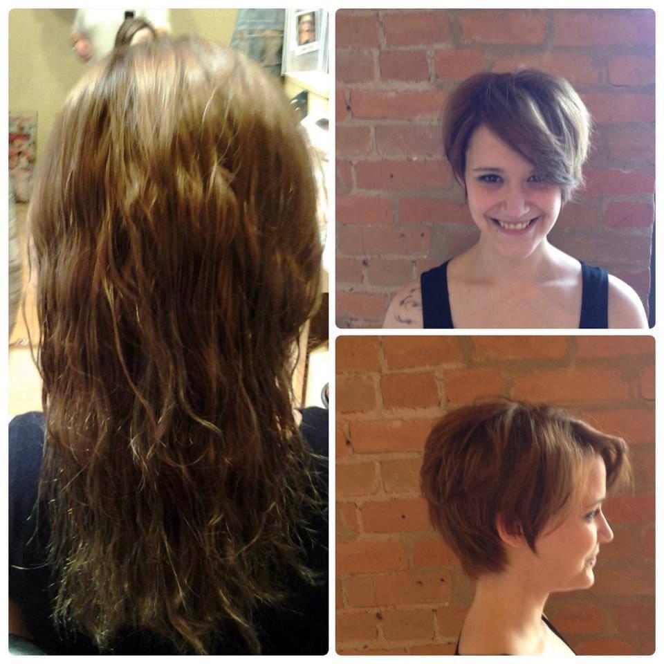 Raydiance Salon Makato Hair Cut