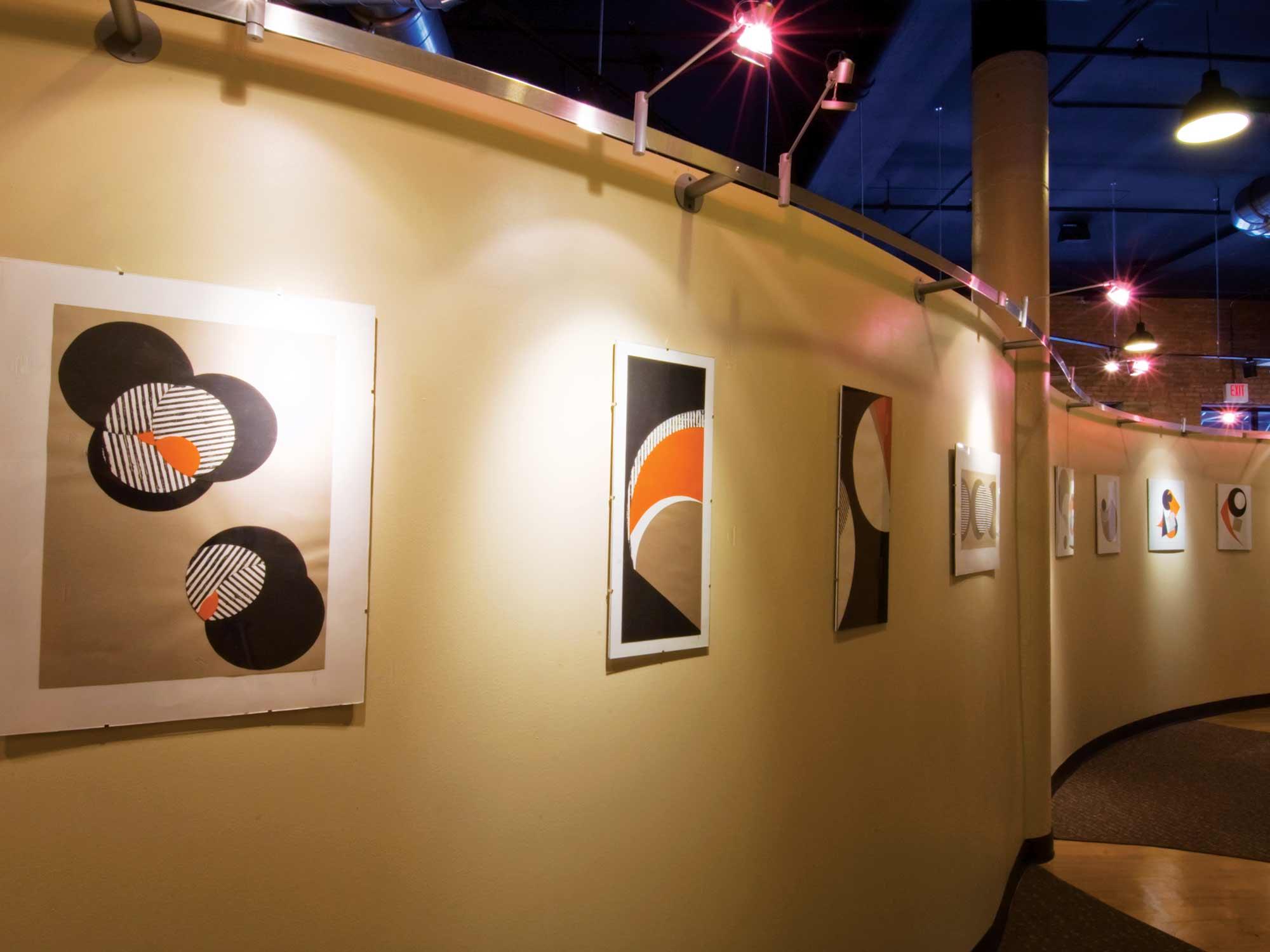 Raydiance Salon Mankato Art Gallery